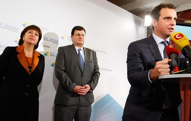 Министры -  варяги  массово увольняются из украинского Кабмина