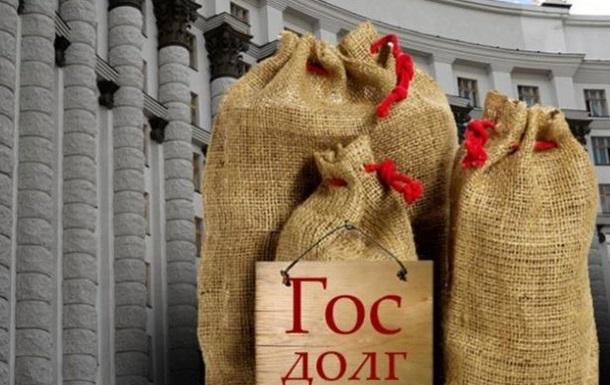 Украина на пороге дефолта