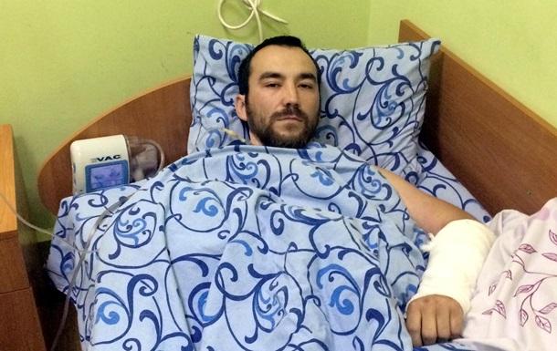 Российский журналист встретился с задержанными бойцами ГРУ