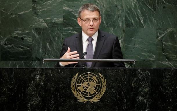 Глава МИД Чехии призвал Россию  не играть в прятки