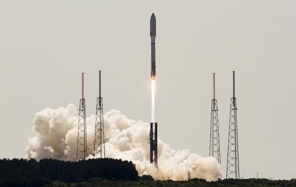 Американцы запустили ракету с секретным военным кораблем