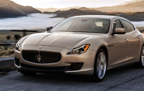 В Англии в багажниках новых Maserati нашли десять мигрантов