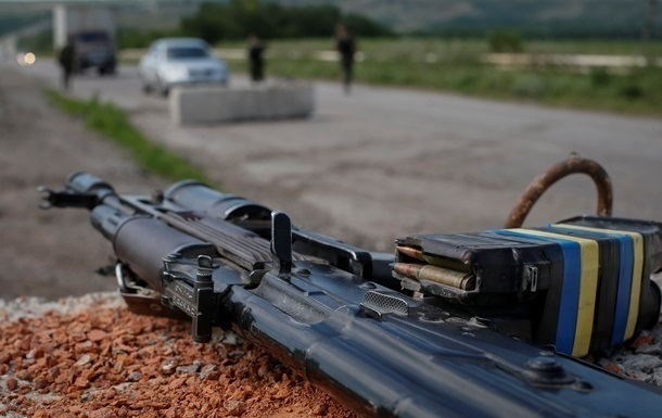В зоне АТО за сутки погиб один военный
