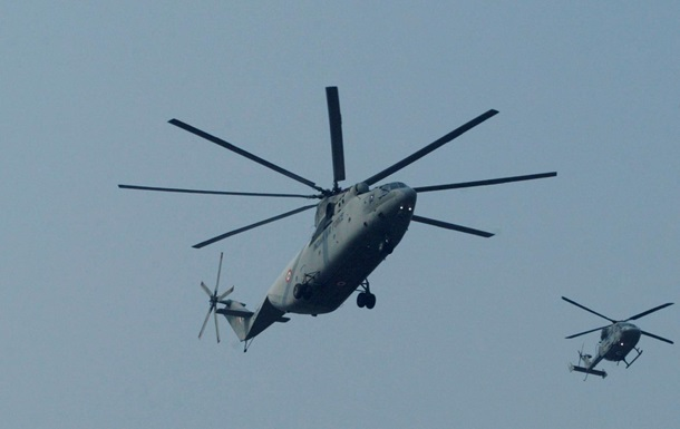 Украина примет участие в создании российско-китайского вертолета