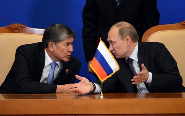 Президент Киргизии подписал закон о вступлении в ЕАЭС