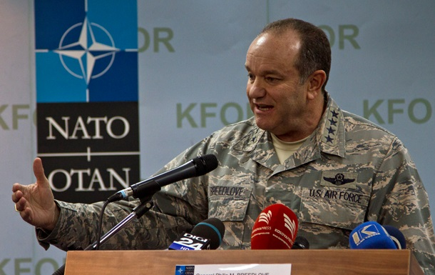 НАТО: Россия разместила на Донбассе технику, способную нести ядерный заряд