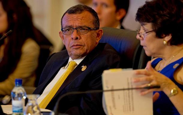 Сына экс-президента Гондураса задержали по подозрению в наркоторговле