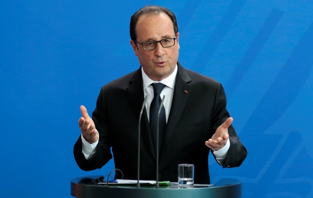 Олланд призвал надавить на Россию и ЛДНР для прекращения огня