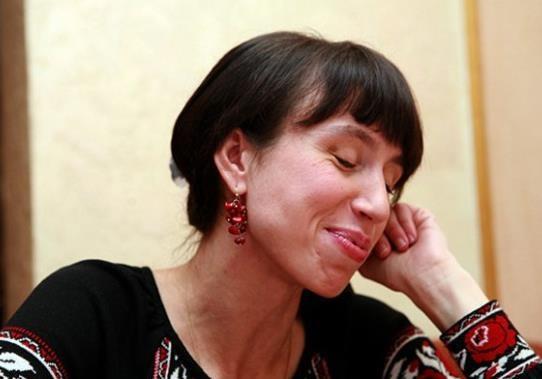 Главного люстратора Украины, Таню Чорновол поймали на жульничестве