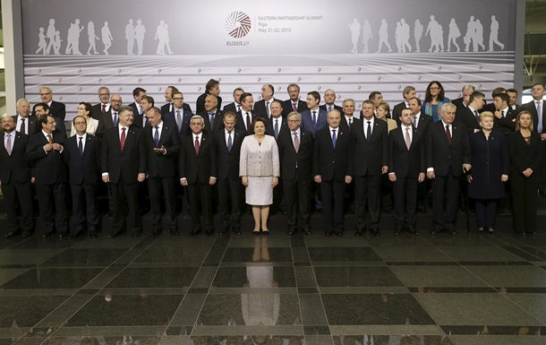 В декларацию Восточного партнерства вставили  аннексию Крыма