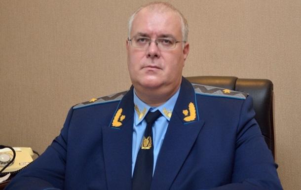 Депутаты требуют люстрировать первого зама прокурора Киева