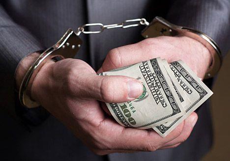 Не смотря на все реформы коррупция в Украине  цветет и пахнет