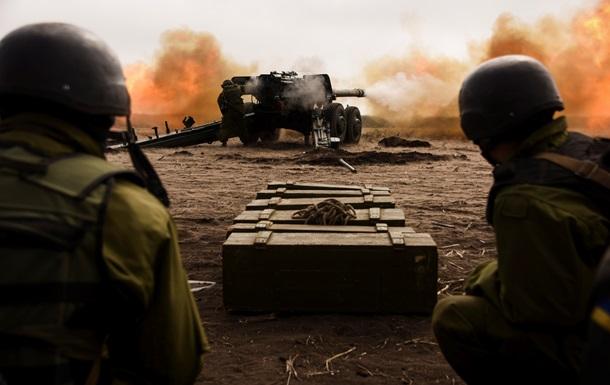 Один украинский военный погиб, 5 ранены. Карта АТО за 23 мая