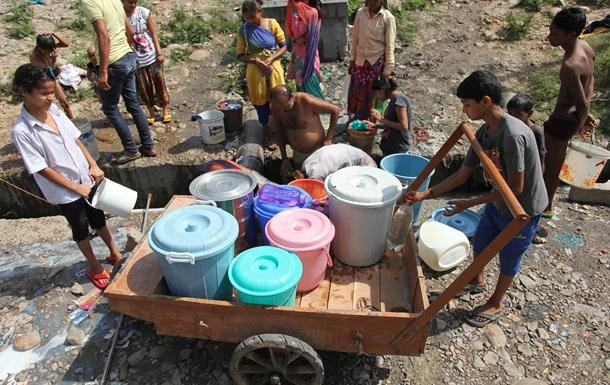 В Индии из-за жары погибло более 150 человек