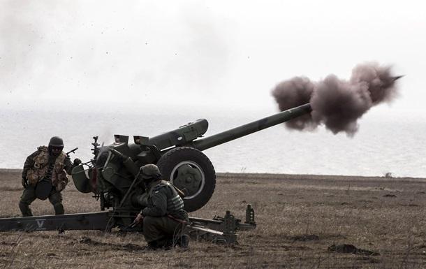 Сутки в АТО: обстрелы на Донецком и Мариупольском направлениях