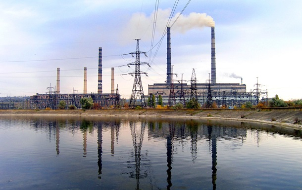 Славянская ТЭС остановлена: нет средств на закупку угля