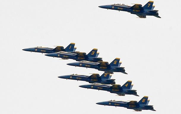 В Северной Европе начались крупные международные учения ВВС