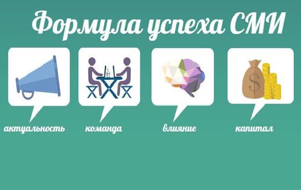 От чего зависит успех СМИ: математика по-украински