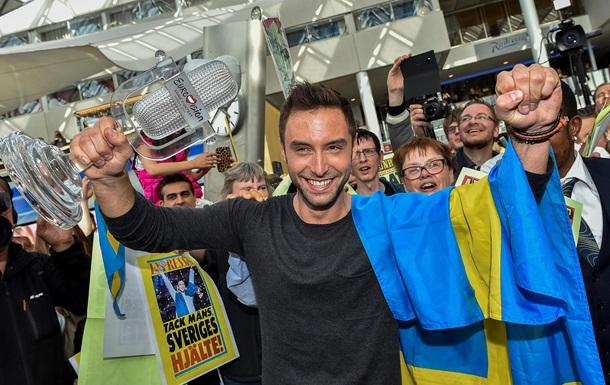 Швеция Евровидение 2015 - песня