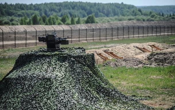Россия вырыла ров длиной в 100 км вдоль границы с Донбассом