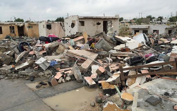 11 человек погибли в торнадо на севере Мексики
