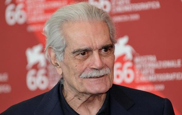 Актер Омар Шариф страдает от болезни Альцгеймера