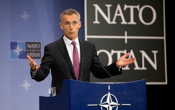Столтенберг: Украина вступит в НАТО лишь на общих основаниях
