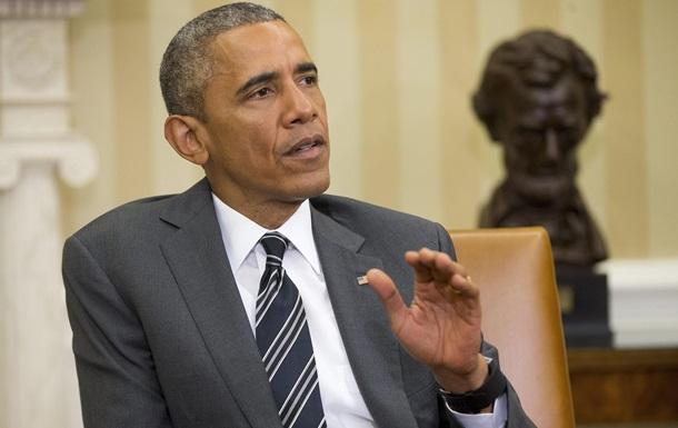 Обама обвинил Россию в усилении агрессии в Украине