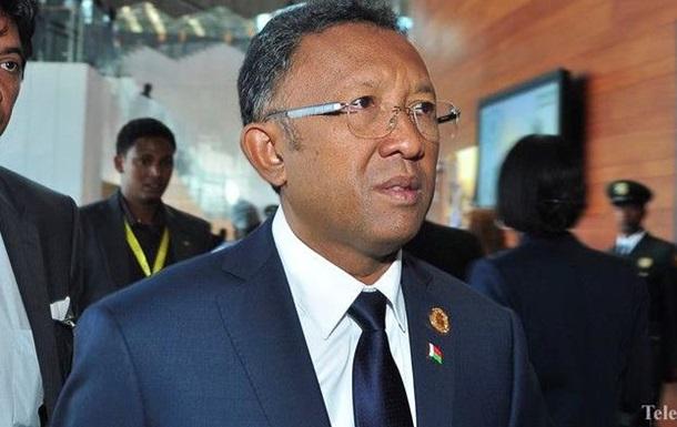 Парламент Мадагаскара выступил за импичмент президента