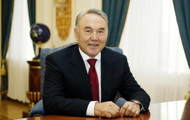 Назарбаев: Для России и Украины подходящее время для перемирия