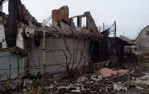 Обстрелы в Луганской области: двое погибших
