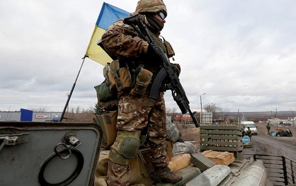 Украинских десантников в зоне АТО усилят танками