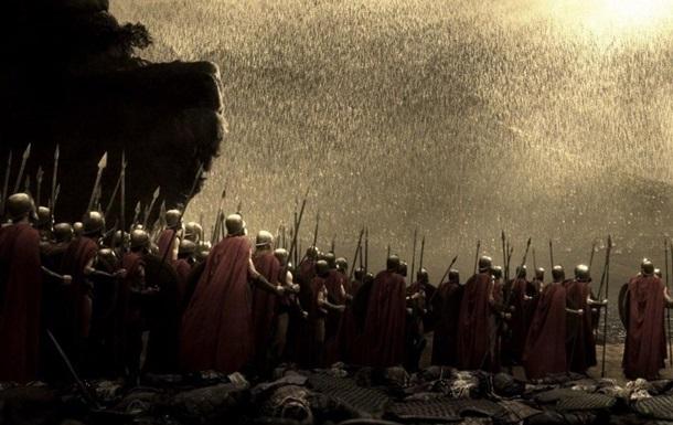 Киоски: 500 спартанцев против госмашины