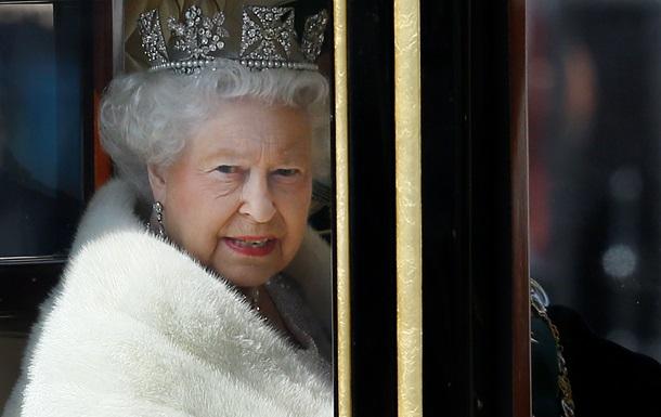 Елизавета II: Великобританию ждет референдум о выходе из ЕС