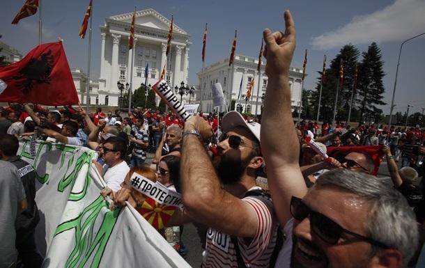 Македония: пешка в геополитической игре России и Запада?