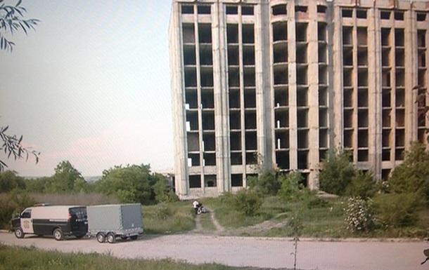 В центре Кишинева обнаружили арсенал оружия