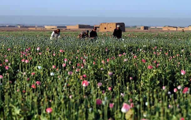 Афганский наркотрафик: общая тревога стран Центральной Азии