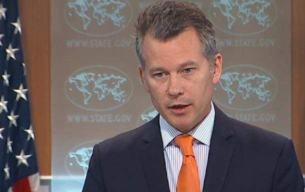 Госдеп: Санкции с России снимут после возвращения Крыма Украине