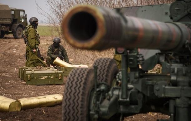 Сутки в АТО: три боя и канонада в Донецке