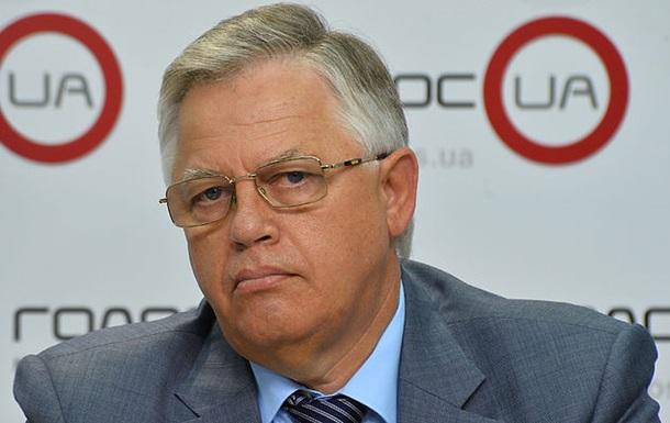 Симоненко создал организацию  Левый марш