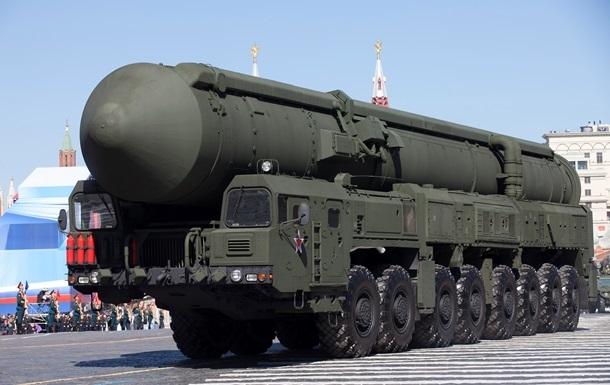 Турчинов: Россия разместила ядерное вооружение в Крыму