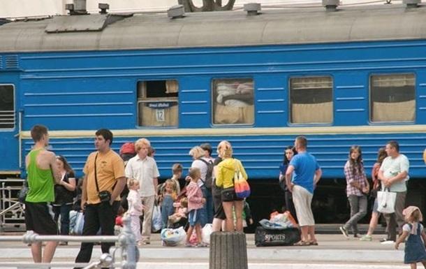 В  Укрзализныце  решили сэкономить на детях и ветеранах