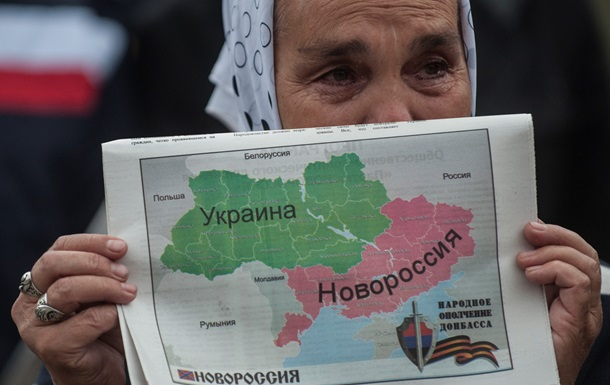 Проект  Новороссия  потерпел крах - Порошенко