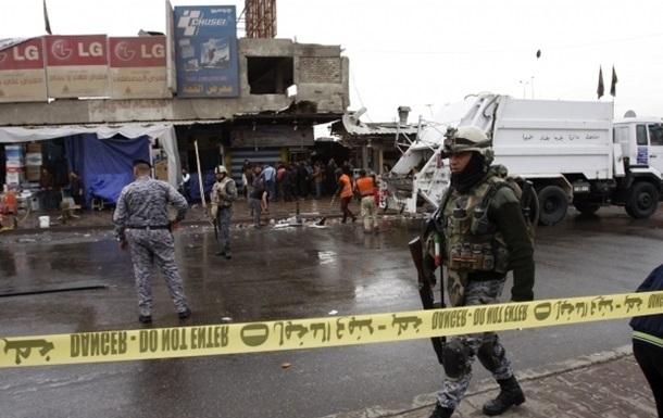 Двойной теракт в Багдаде: 10 погибших