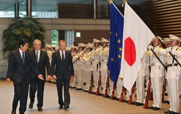 ЕС и Япония заявили, что никогда не признают аннексию Крыма