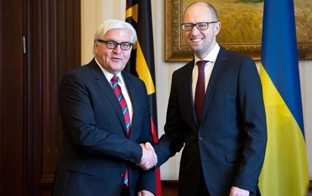Германия выделит Украине полумиллиардный кредит