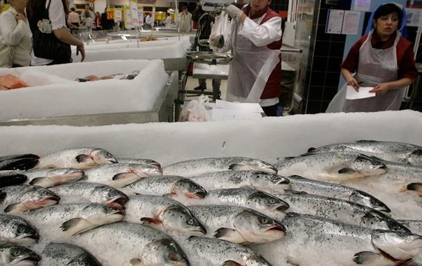 Россия запретила импорт рыбы из Латвии и Эстонии