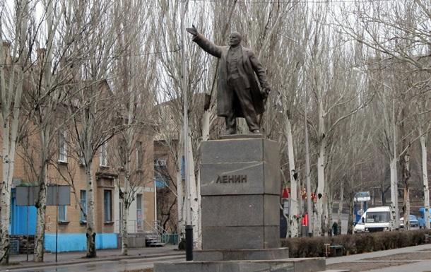 В Мелитополе демонтируют все советские памятники к 1 июля