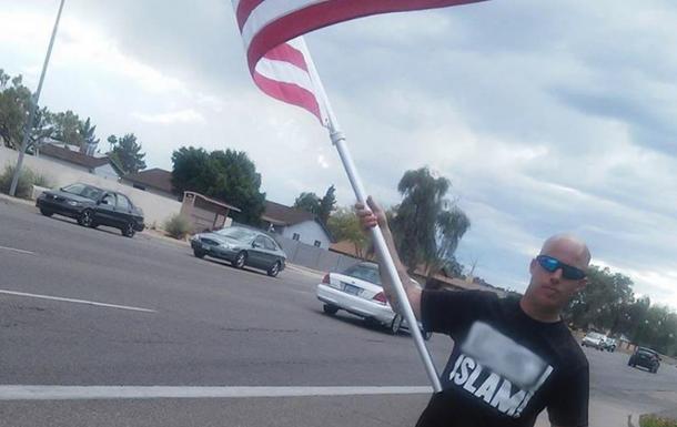 В Аризоне начались протесты противников ислама