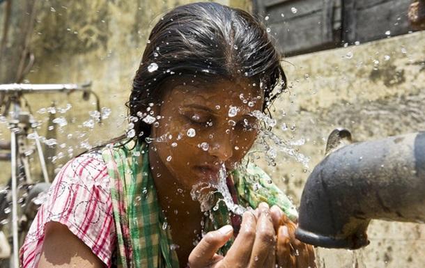 В Индии от жары погибли уже более двух тысяч человек